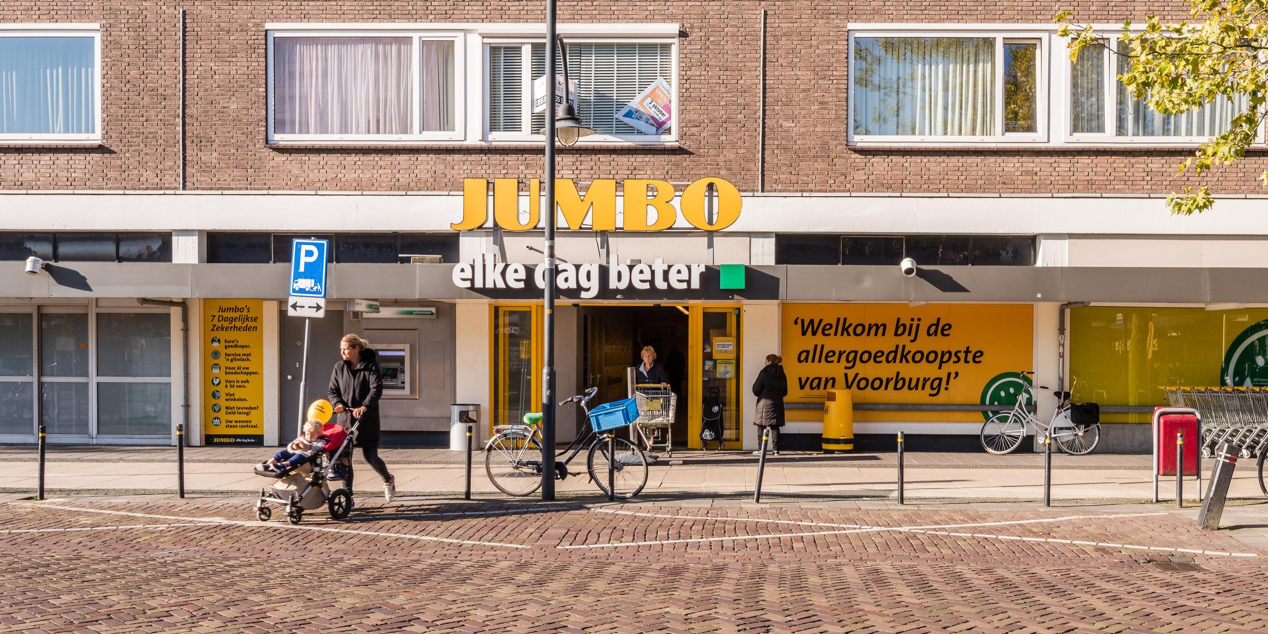 Jumbo, Voorburg i.o.v. a.s.r. vastgoed vermogensbeheer