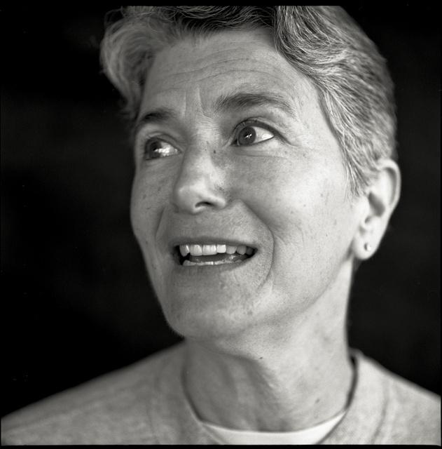Mom portrait
