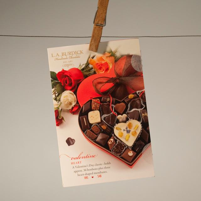 L.A Burdick Handmade Chocolates