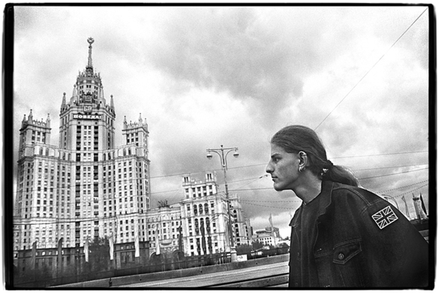 Moscow. Russia, 2006