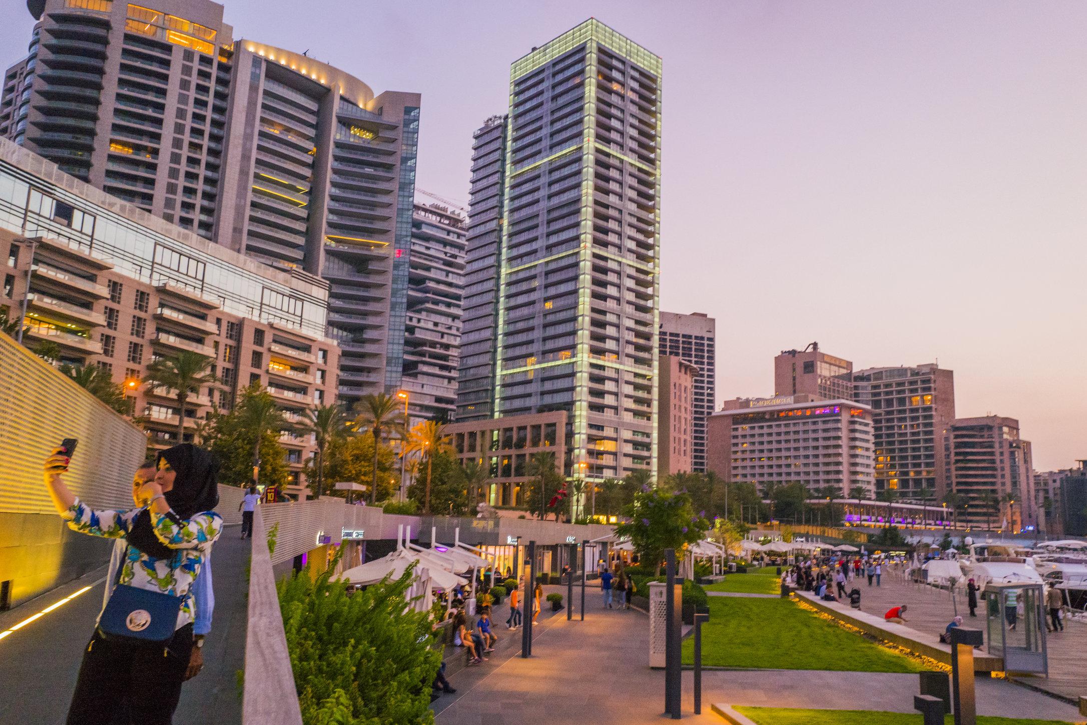 Beirut, Lebanon. 2015.