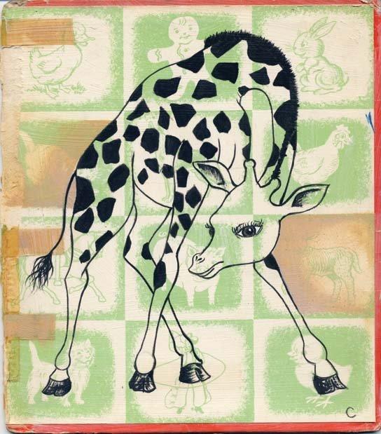 Giraffe -Book (2004)