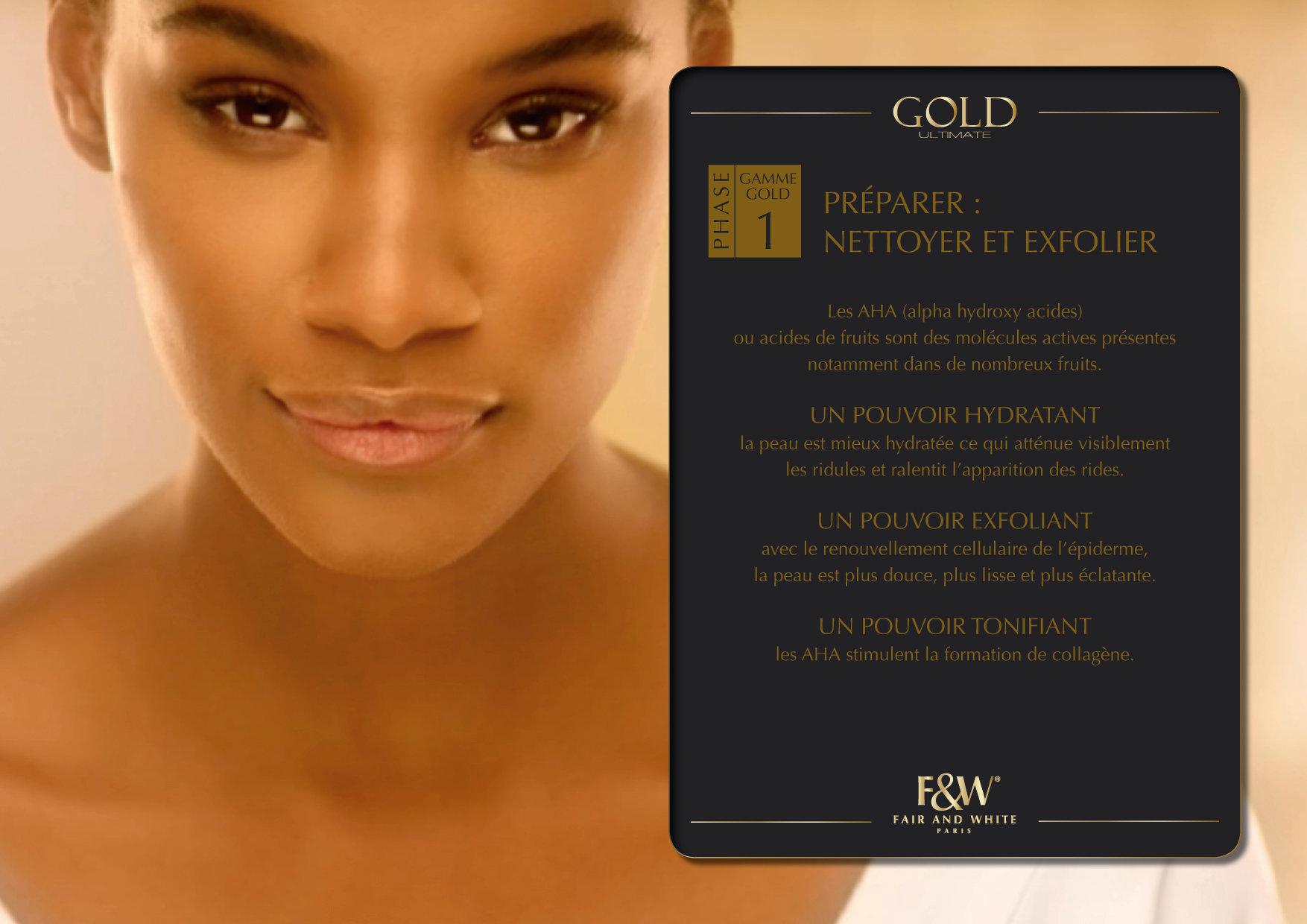 """<font color=""""#aaa7a6"""">Gold : présentation de la gamme (11/20).</font>"""