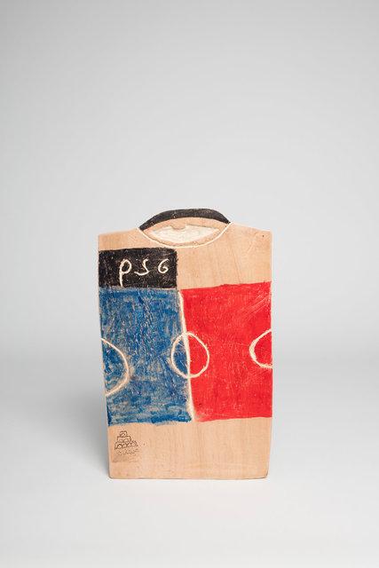 Maillot PSG 93 (face) - Collège Politzer
