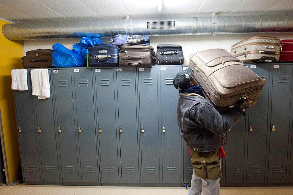 Centre requérants d'asile - Lausanne - 2011