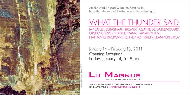 Lu Magnus Gallery