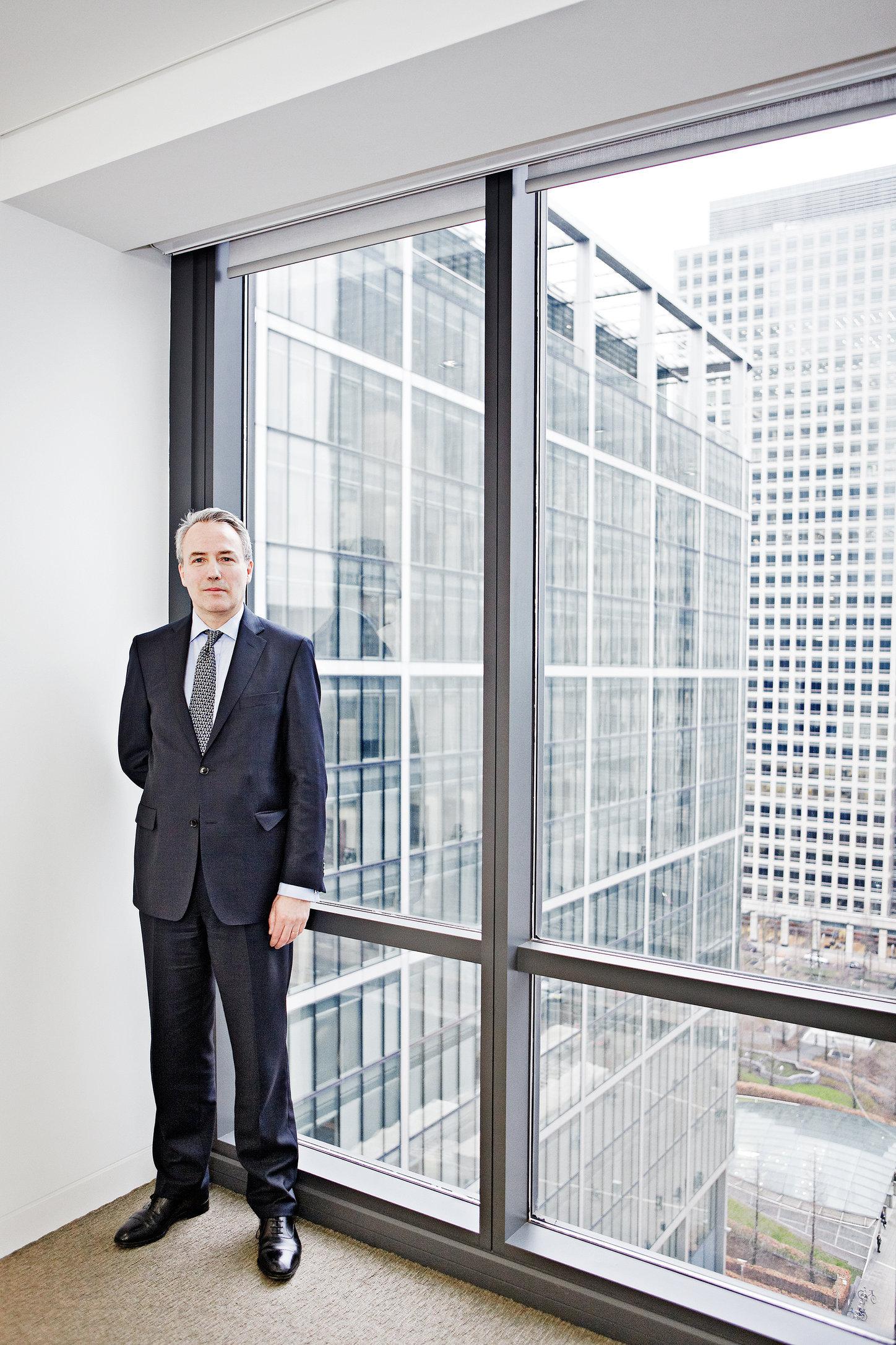 Michel Madelaine, Moody's