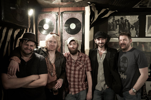 Rosco Levee & The Southern Slide