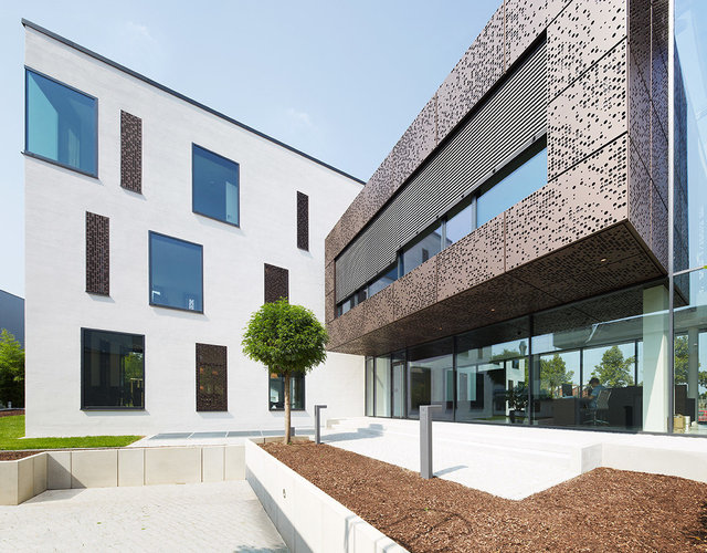 WEINRICH CHOCOLATE FACTORY for BKS Architects