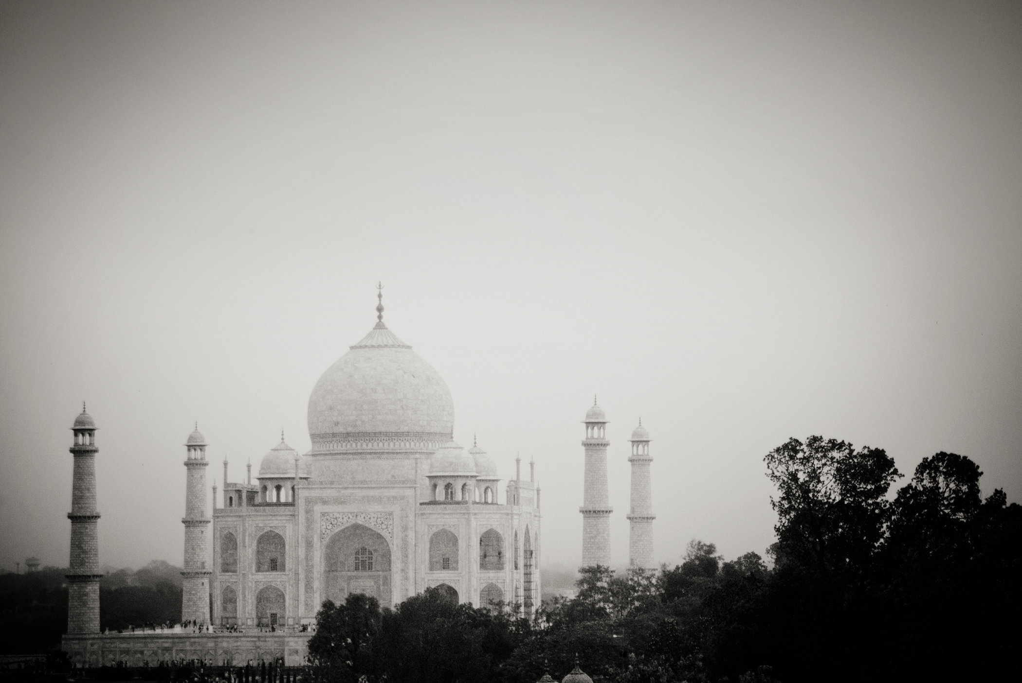 The Taj Mahal II