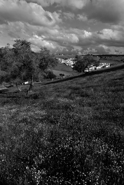 Castilblanco, Andalousie