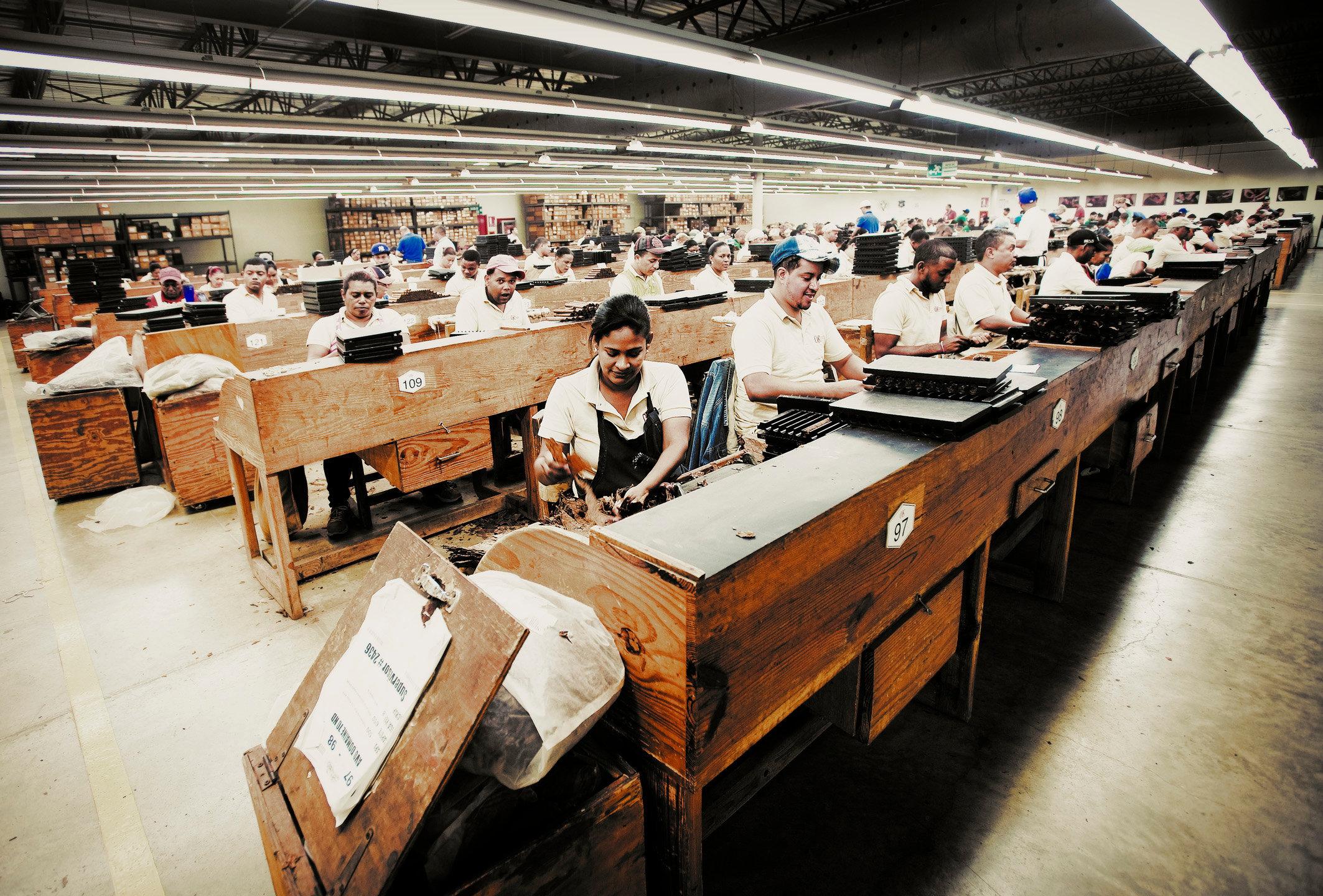 Factory Davidoff, Santiago
