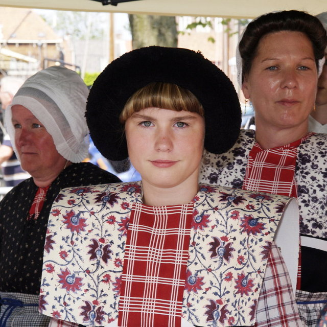 spakenburg - klederdracht