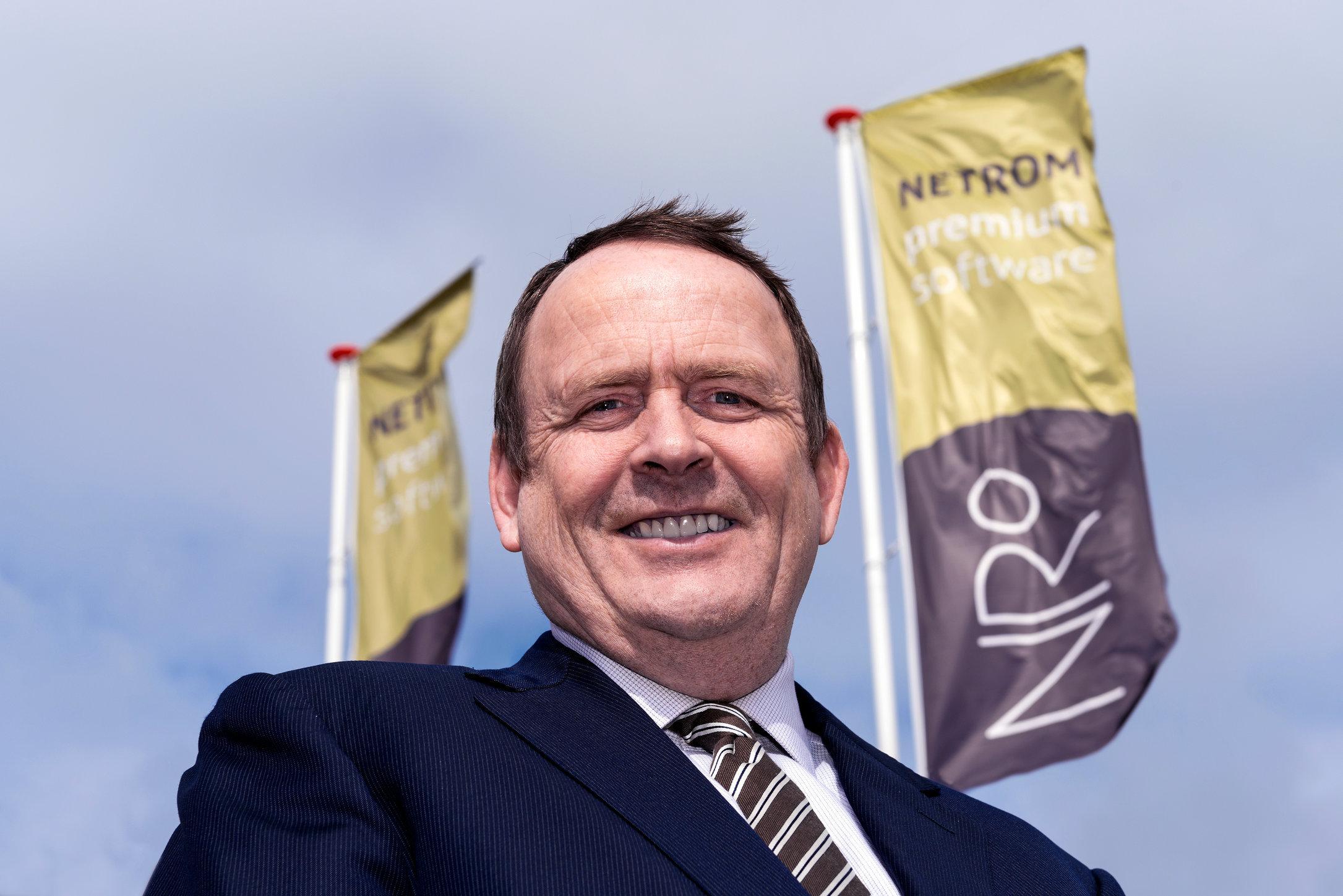 Han in't Veld Directeur Netrom