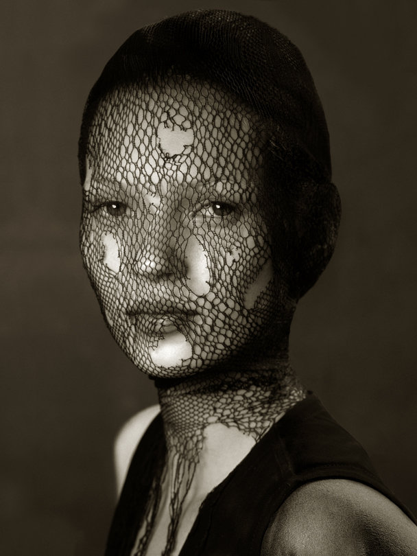 Kate Moss © Albert Watson