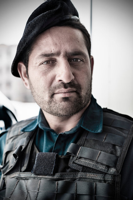Soldier, Herat, Afghanistan 2012
