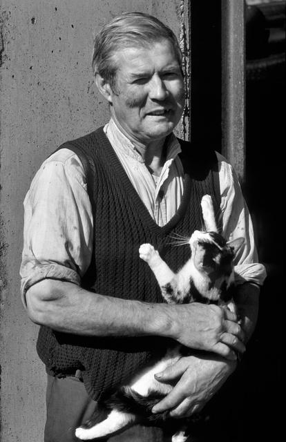 Tom Kennedy,île de Valentia,2001