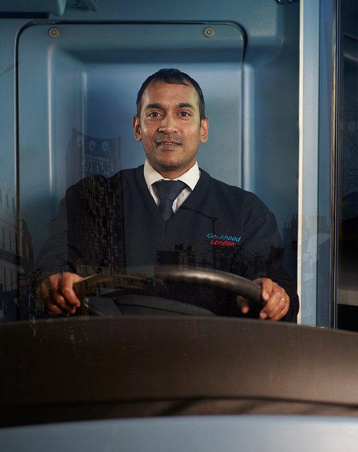 London Bus Drivers
