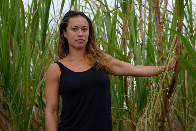 Tiare Lawrence, Maui activist for Hawaiian farmers