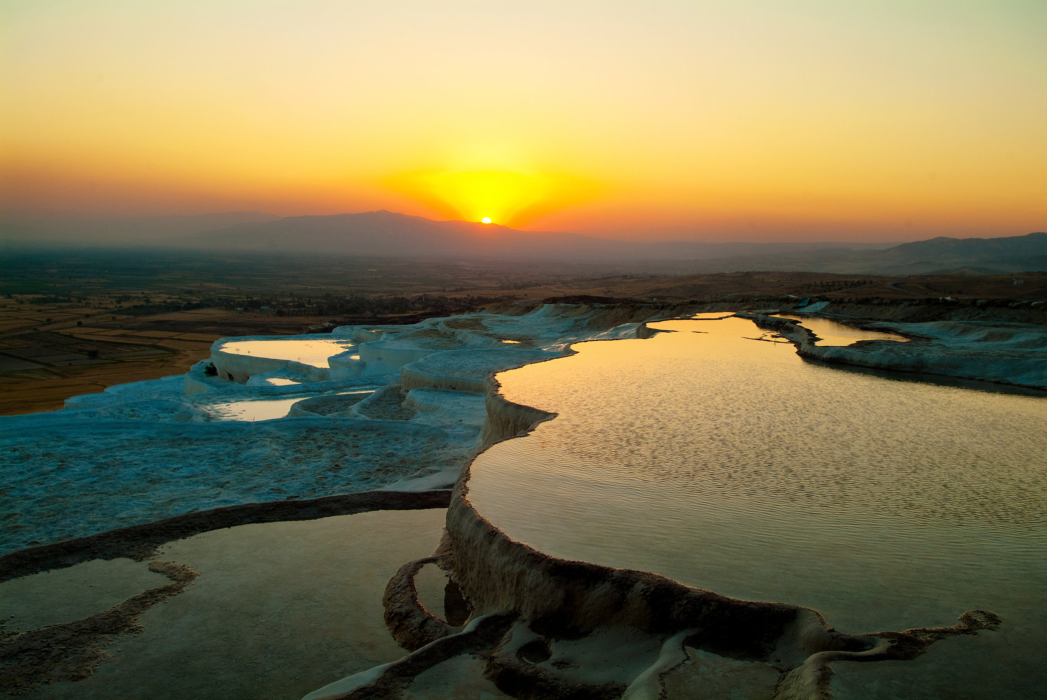 Pamukkale Thermal Pools I
