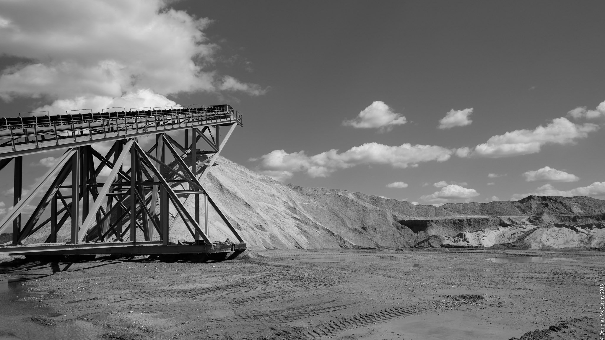 Brett Aggregates Ltd, North Sea Terminal, 2013