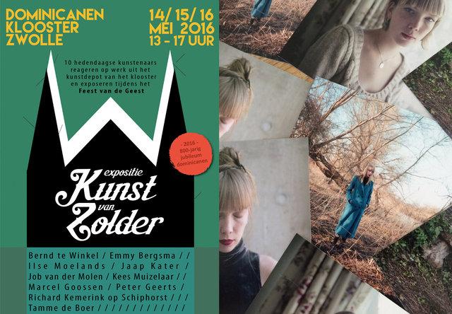"""Tentoonstelling """" Kunst van Zolder"""""""