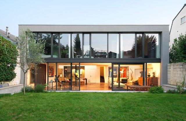 Reportage architecture - Asnières-sur-Seine