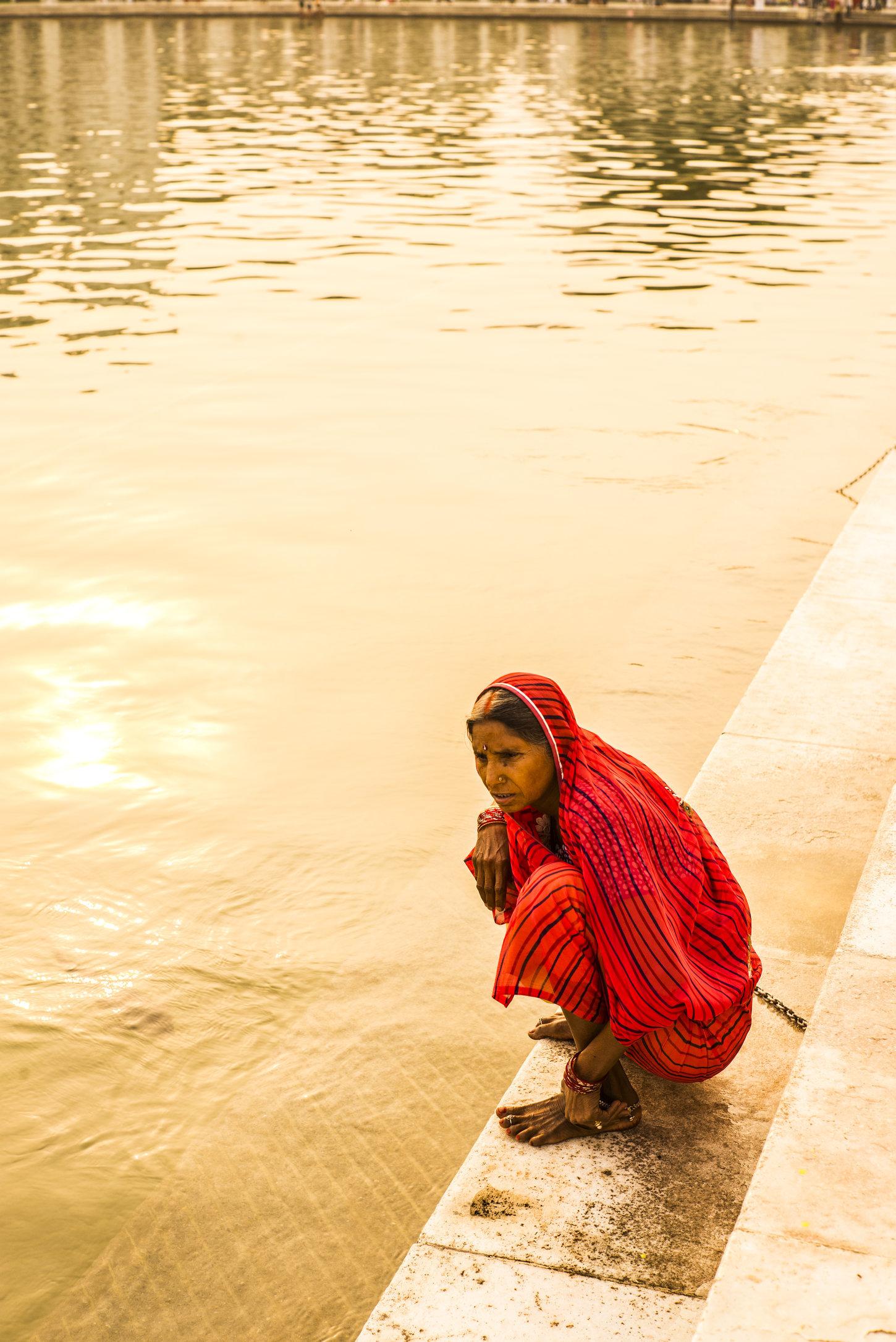 Amritsar, India. 2015.