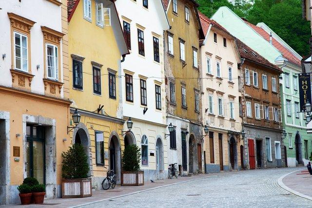 Levstikov trg, Ljubljana