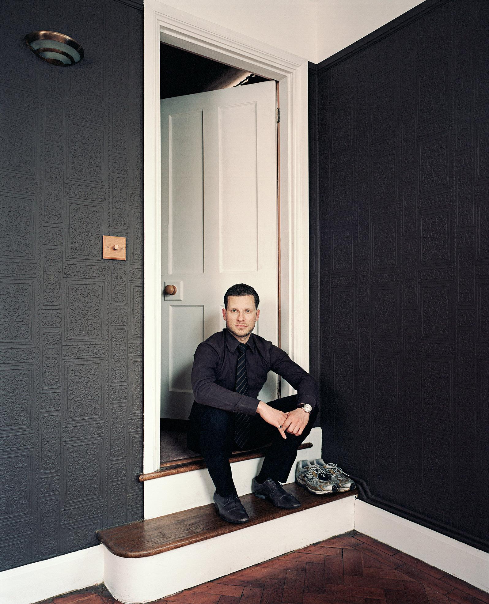 Raphael Cuesto, London