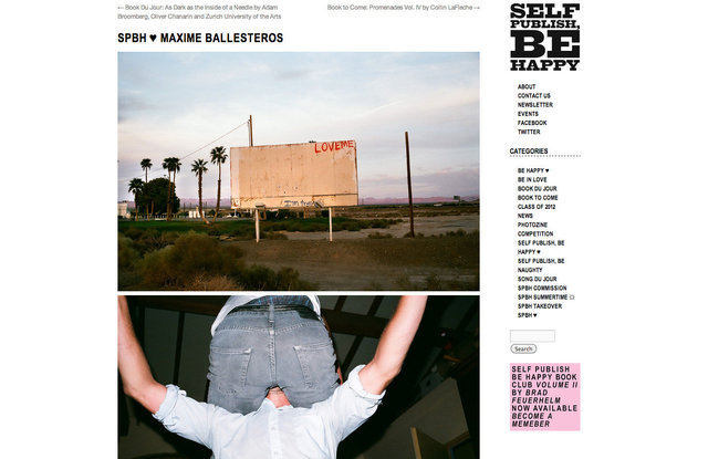 SPBH ♥ maxime ballesteros   Self Publish  Be Happy.jpg