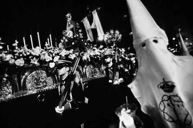 Procession du Jeudi Saint à Ferrol