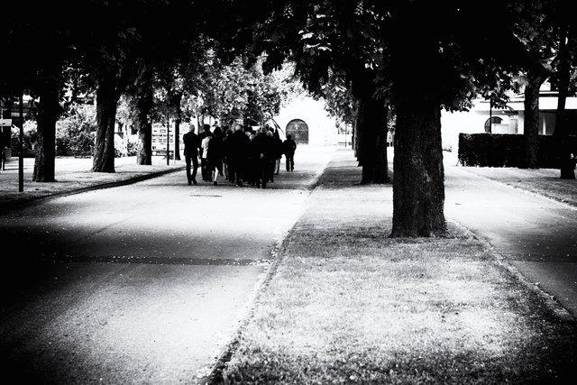 Funeral, Žale Cemetery, Ljubljana