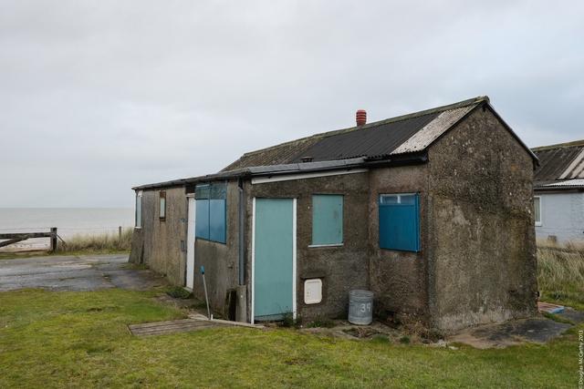 Shellness beach house V