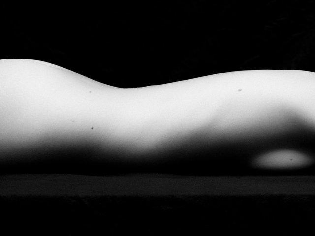 Nude Lines #4. New York, 2013.