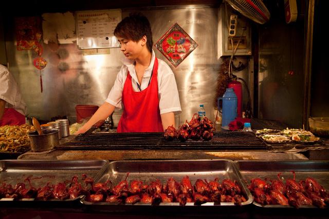 Beijing Markets