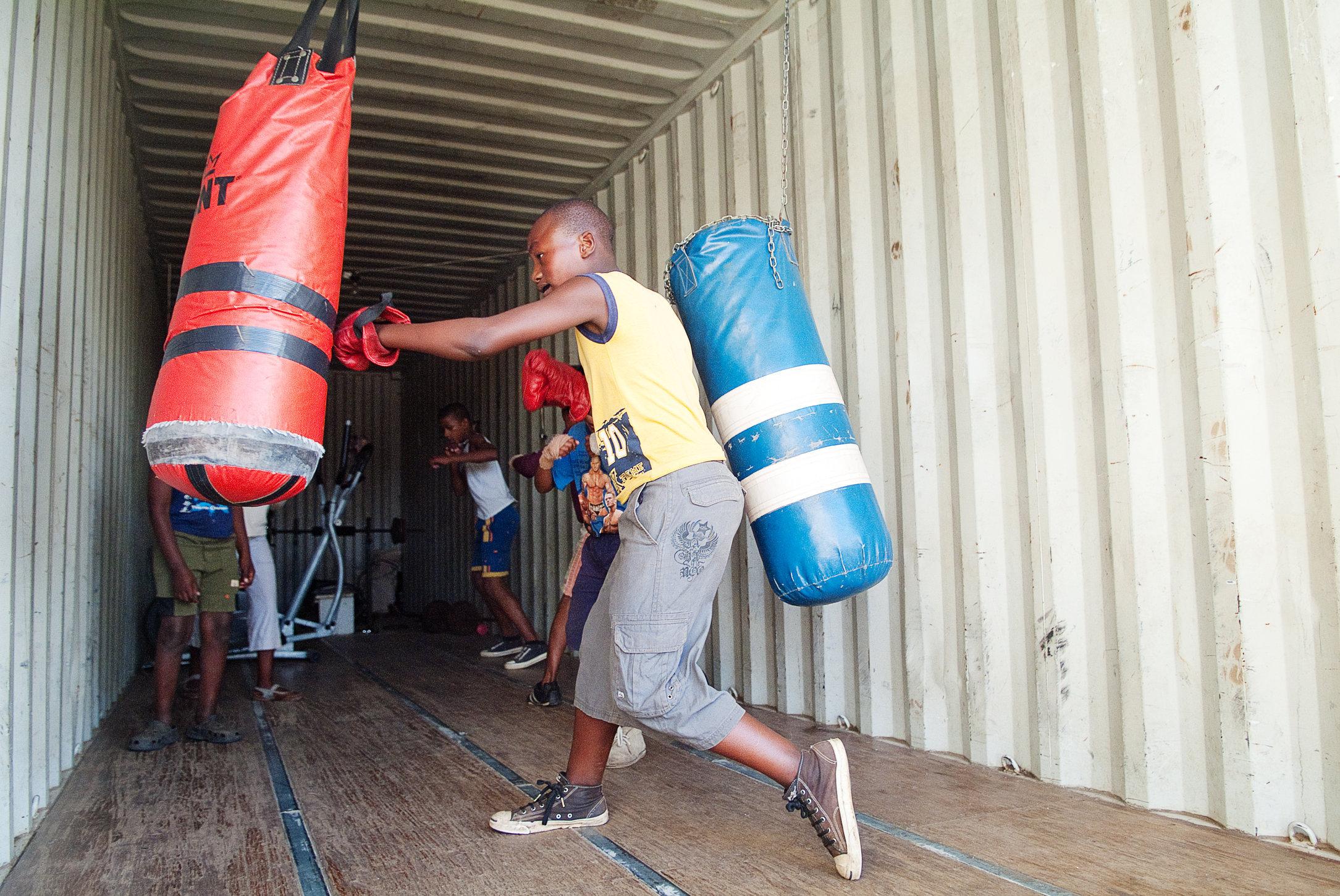 Boxing Bags I