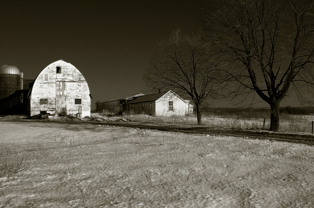 Barns, Wassaic New York