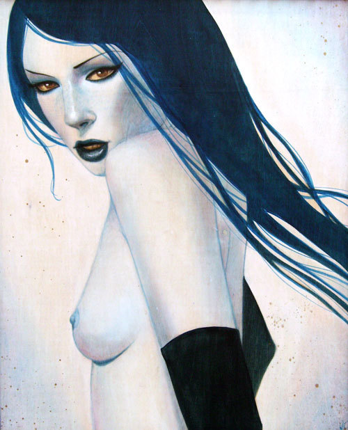 Blue Stoya