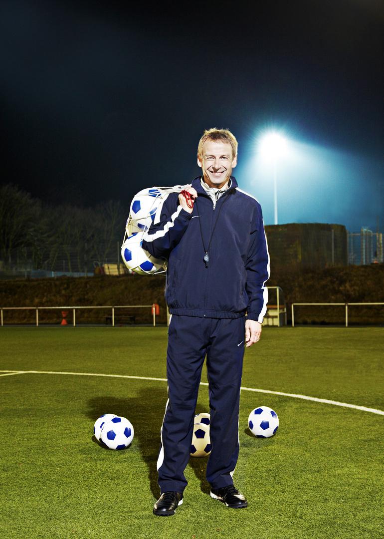 Jürgen Klinsmann für Hyundai