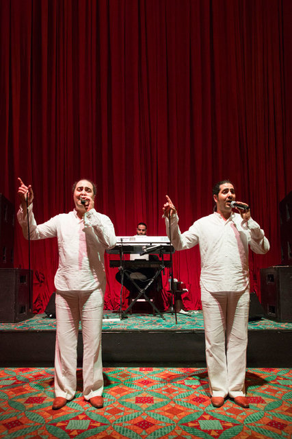 Twin Singers at Atlantis, The Palm - Dubai