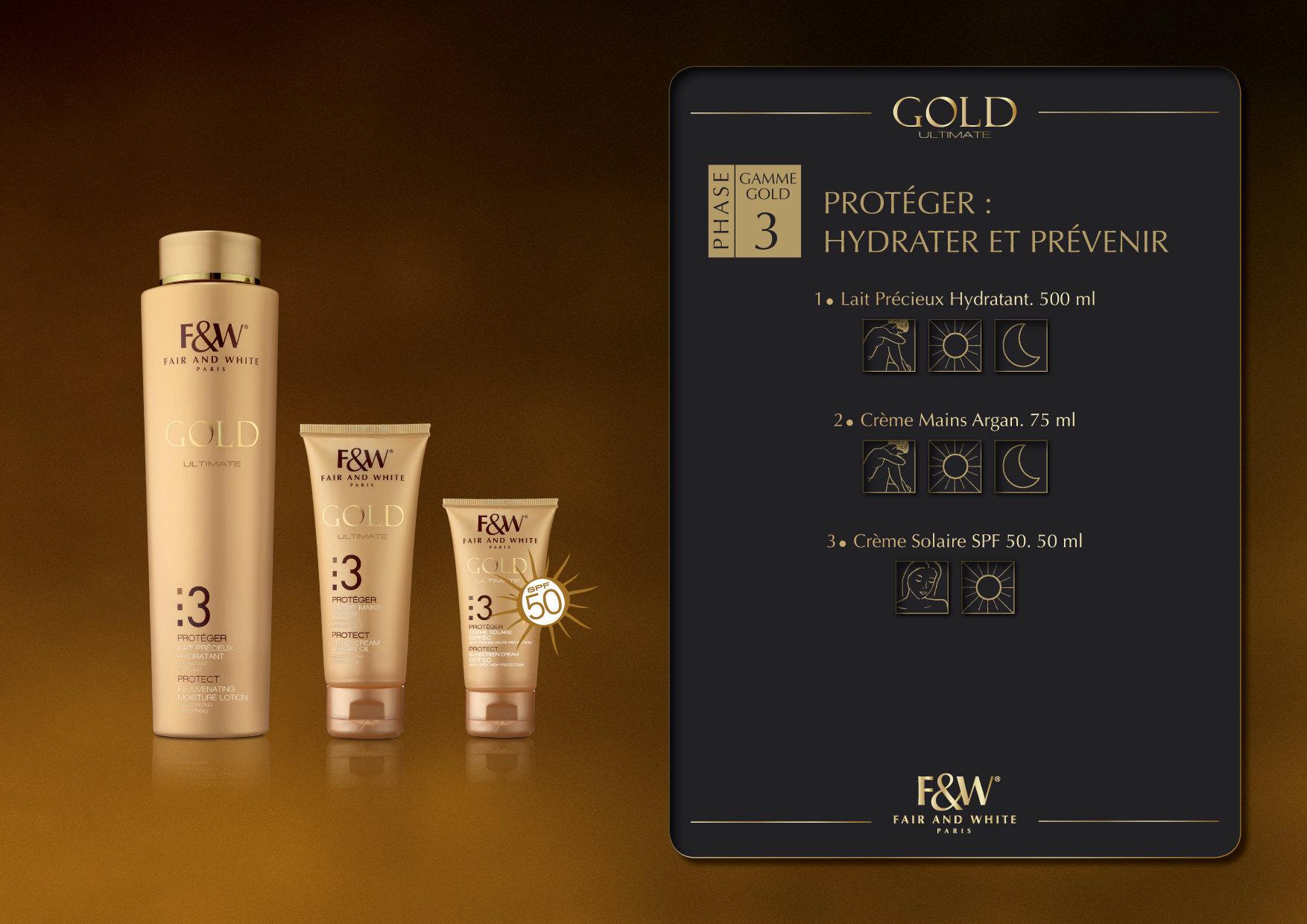 """<font color=""""#aaa7a6"""">Gold : présentation de la gamme (17/20).</font>"""