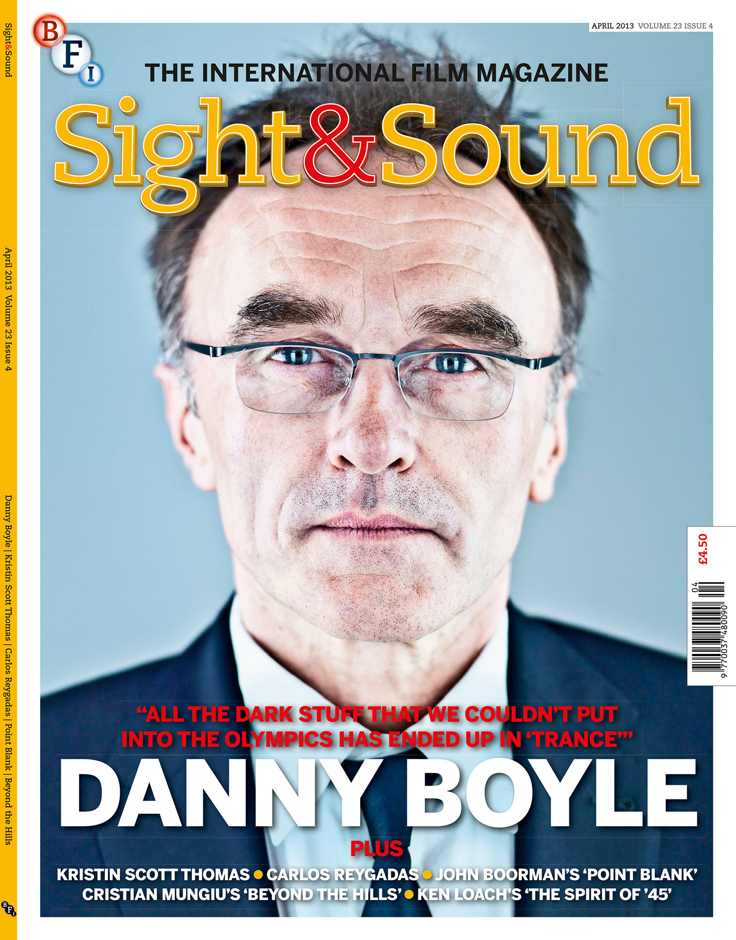 Sight & Sound  April 2013