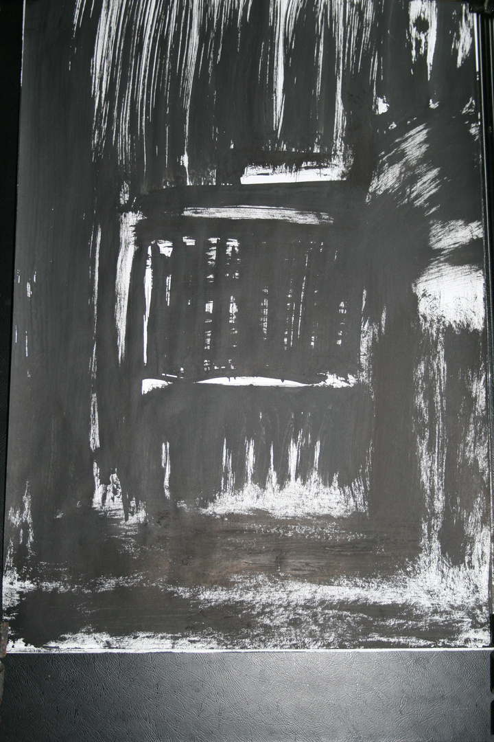 wnętrze2, 21x30, tempera/papier,