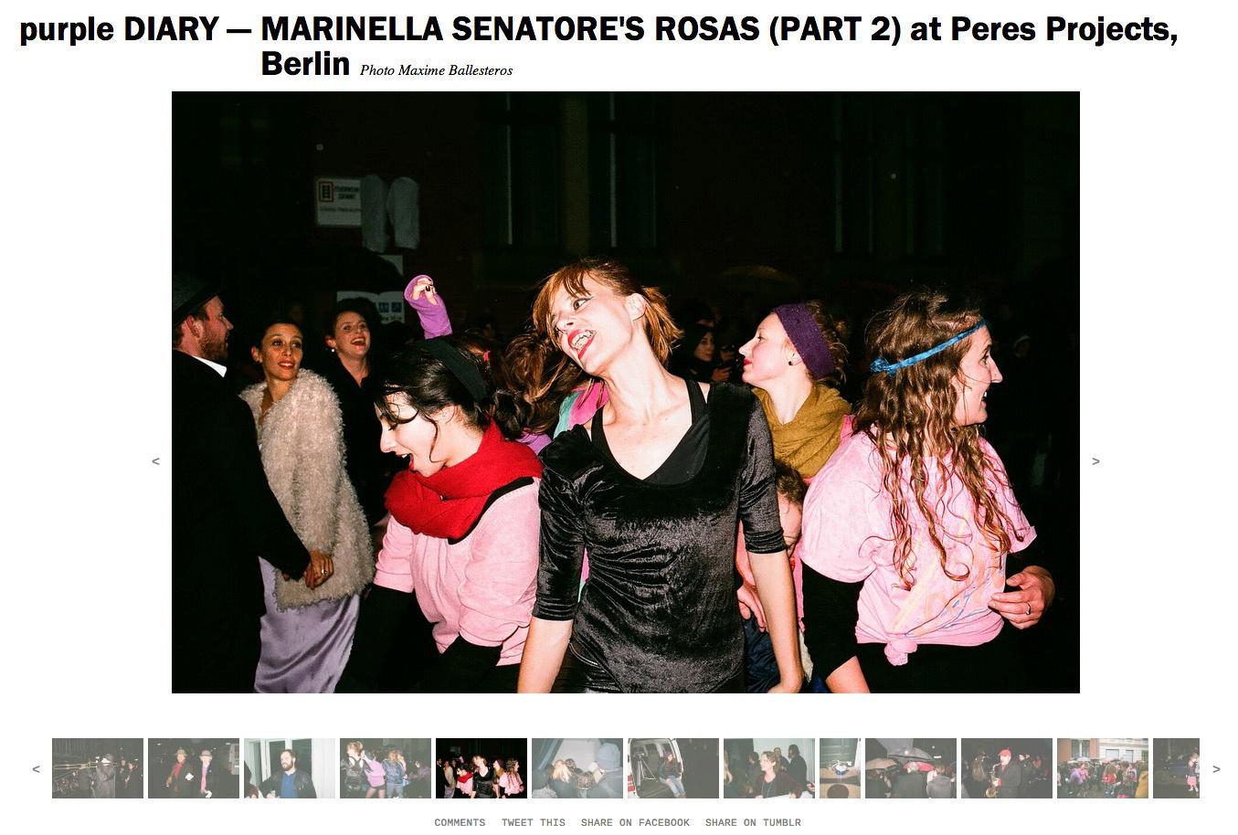 purple DIARY   MARINELLA SENATORE S ROSAS  PART 2  at Peres Projects  Berlin.jpg