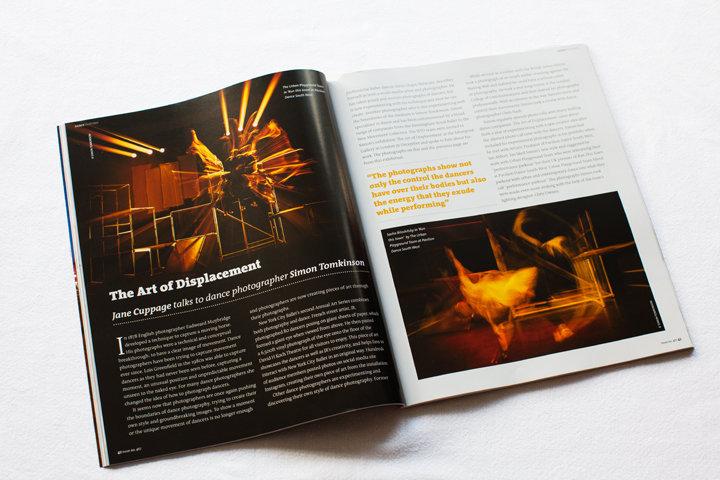 ISTD Dance magazine