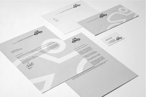Shimano Campaign - Letterhead Design