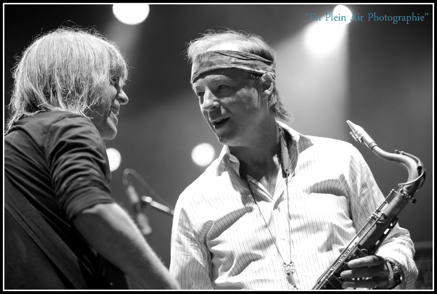 Mike Stern e Bill Evans