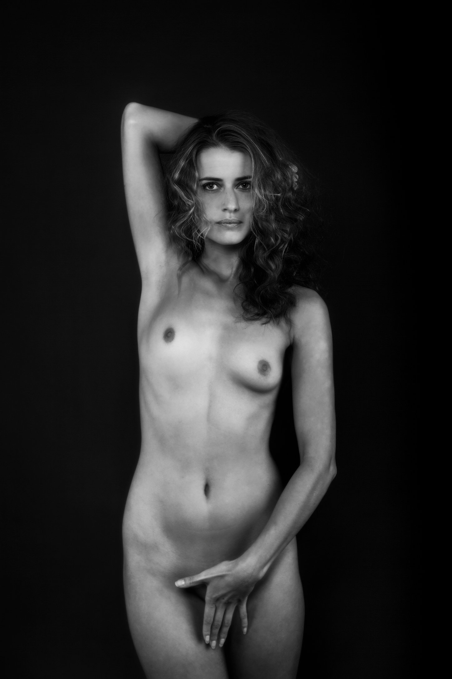 Naked Photoshoot