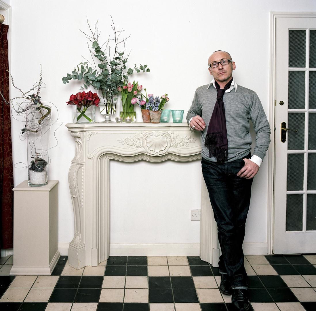 Lester Gethings, London, 2007